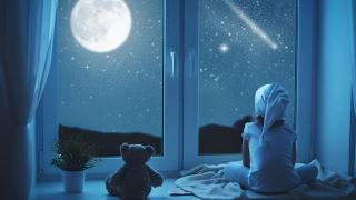 "Relaxing Sleep Music: Deep Sleeping Music, ""Drifting Through Stars"" by Tim Janis"