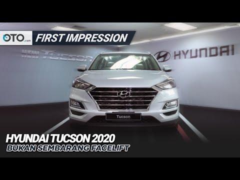 Hyundai Tucson 2020 Bukan Sembarang Facelift | First Impression | OTO.COM