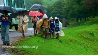 The Monsoons of Kerala - Part I