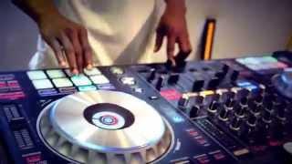 Cool Hip hop Party Mix on DDJ SZ 2014