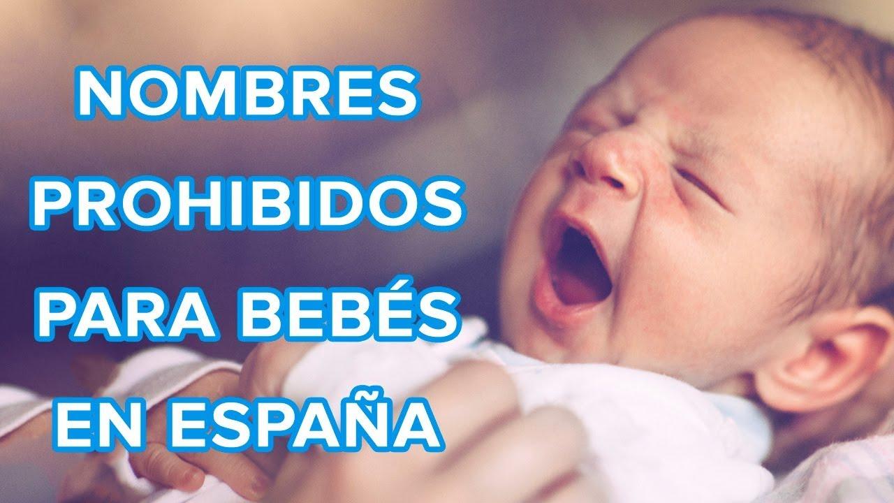 Nombres prohibidos en España para bebés | Nombres imposibles ????