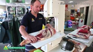 How to Cut and Prepare A Whole Lamb