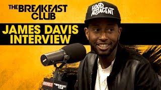 James Davis Discusses How His Show 'Hood Adjacent' Explores Black American Culture