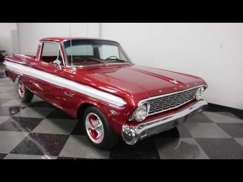 Video of '64 Ranchero - L8ZT