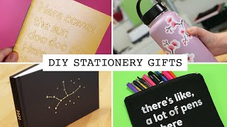 DIY Stationery Gift Ideas With Cricut! | Sea Lemon