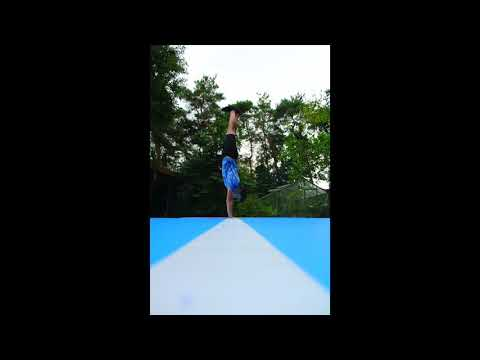 Vincent freerunning showreel
