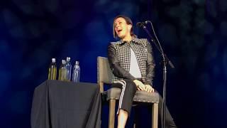 Alanis Morissette - Everything - Shawnee OK - 3/16/18 - Cough Improv