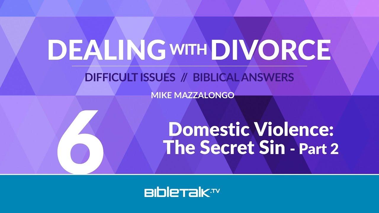 6. Domestic Violence