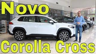 Toyota Corolla Cross - Diferenças entre as versões