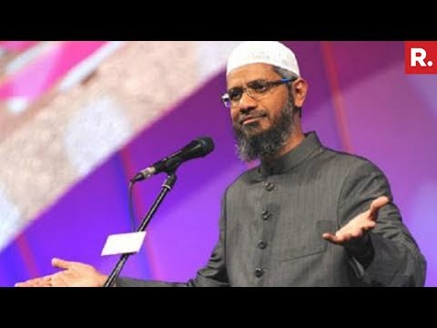 Interpol Rejects India's Request On Zakir Naik
