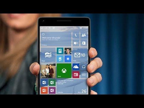 Что ждет Windows 10 Mobile? Andromeda OS
