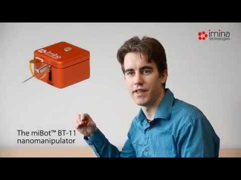 IminaTechnologies: miBot™ mobile robot technology for microscopes