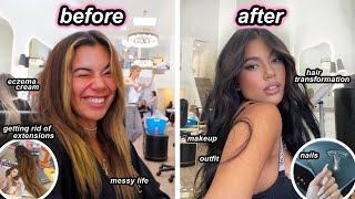 SPENDING $2,500 TO GLOW UP (EXTREME 24 HOUR TRANSFORMATION)