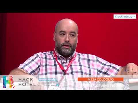 11/10/2017-9:00 h. Mesa coloquio 'Infraestructuras seguras'