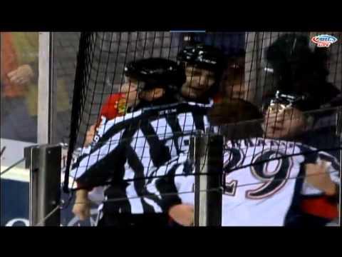 Landon Ferraro vs. Kyle Beach