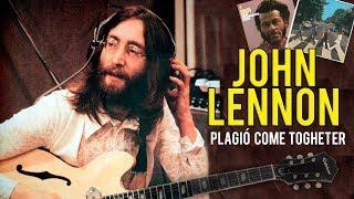EL PLAGIO DE JOHN LENNON EN COME TOGETHER
