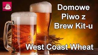 Piwo z Brew Kitu – West Coast Wheat. Przepis