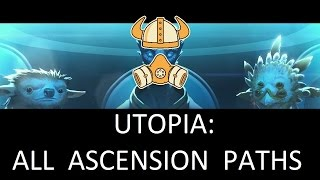 Stellaris Utopia: all ascension perks and paths