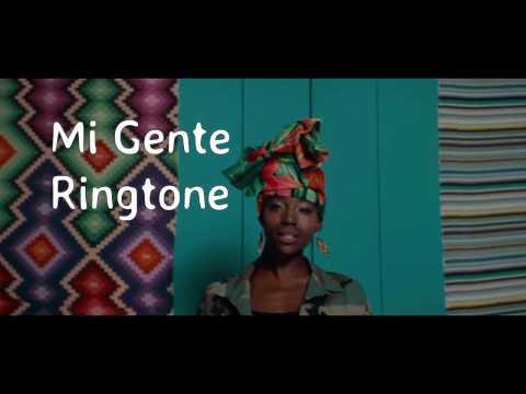 J Balvin, Willy William - Mi Gente Ringtone Best Ever!