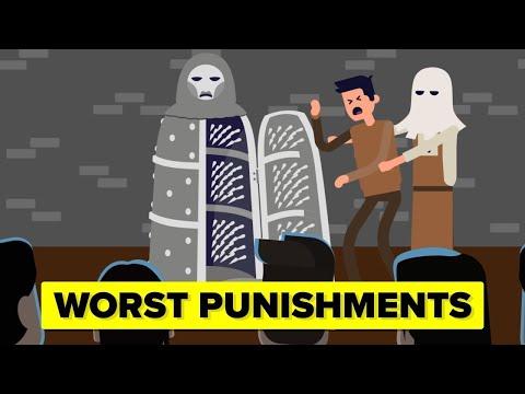 Ještě horší tresty - Infographics Show: Nejhorší tresty v dějinách lidstva (S01E02)