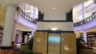 2016 View & Tour of Empty King of Prussia Mall.  Pennsylvania