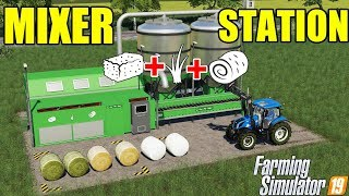 Farming Simulator 19 Mod Video Review System-Tec Grass Dryer