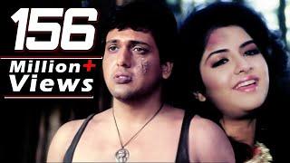 Tu Pagal Premi Awara | Full 4K Video Love Song | Govinda | Divya Bharati - Shola Aur Shabnam