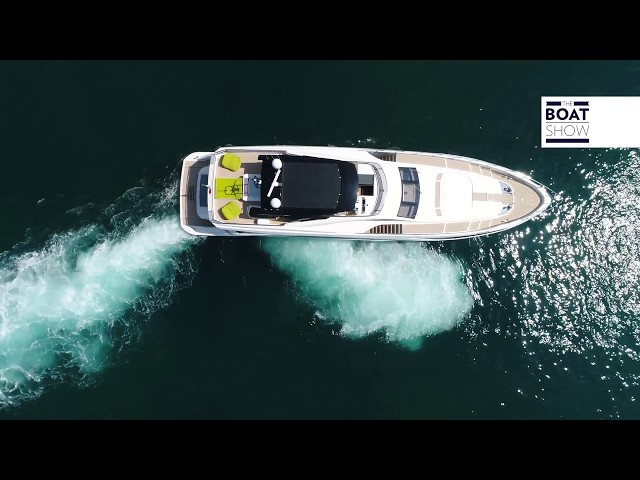 [ENG] AMER CENTO QUAD - Luxury Yacht Review - The Boat Show