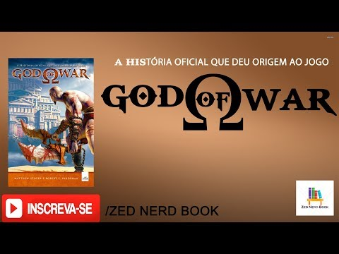 GOD OF WAR I (LIVRO)