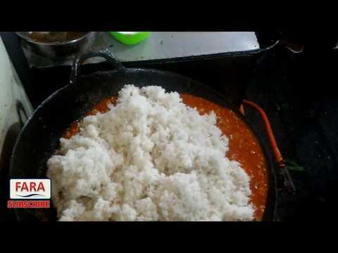Video INI DIA RESEP RAHASIA MEMBUAT NASI GORENG PORSI SEBAKUL