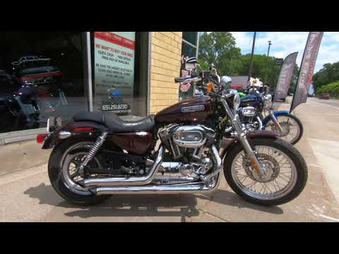 2007 Harley-Davidson Sportster® 1200 Low in South Saint Paul, Minnesota - Video 1