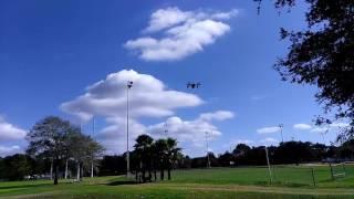Hubsan X4 H502E DIY FPV First Flight