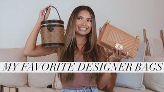 MY FAVORITE DESIGNER BAGS 2020 | PIA SHAH