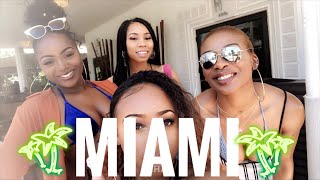 COLLEGE VLOG | SPRING BREAK 2018, MIAMI, SOUTH BEACH, + MORE!!!!