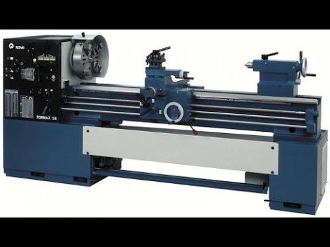 Torno mecânico usado à venda - ACC Máquinas usadas a venda