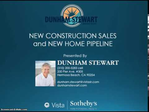 Sales & Inventory Comparison | Manhattan Beach