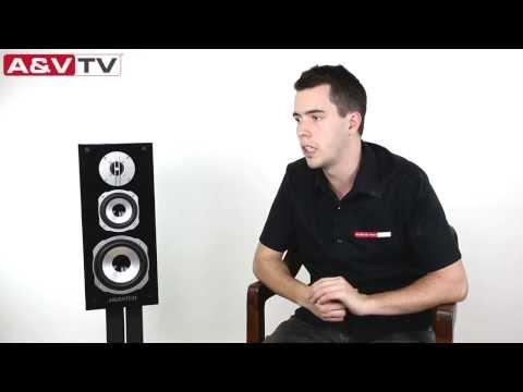 quadral ARGENTUM 430 állványos hangfal teszt AV-Online