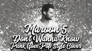 Maroon 5 - Don't Wanna Know [Band: Gone Missing] (Punk Goes Pop Style Cover)