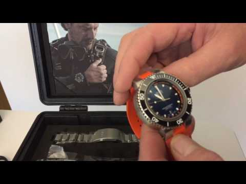 Unboxing Oris Aquis Depth Gauge Special Chronos Edition