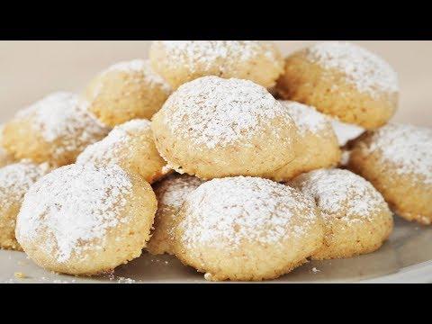 Mexican Wedding Cakes Recipe Demonstration – Joyofbaking.com