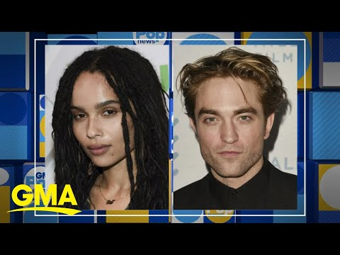 Zoe Kravitz on her big new role as Catwoman l GMA
