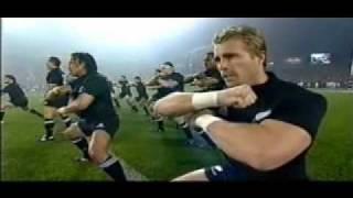 Maorové - tanec Haka.wmv