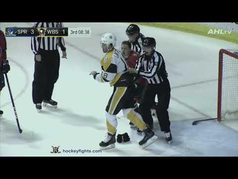 Sam Lafferty vs. Jake Horton