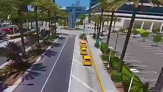 Hilton Anaheim Entrance