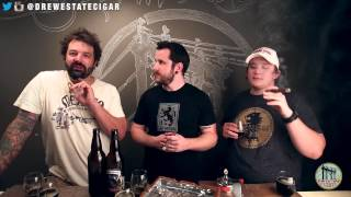 Terrapin Cinnamon Roll'd Wake-n-Bake & Nectar Ales Black Xantus w/ Natural Big Jucy | Episode 22
