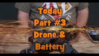DJI FPV COMBO BAD A$$ SKIN Part#3-Drone & Battery