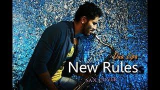 Dua Lipa   NEW RULES ►SAXO Cover◄ Joel Santos