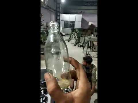 Glass Bottle Dryer