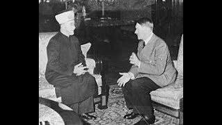 הקשר בין הפתרון הסופי של הנאצים ומקים התנועה הפלשתינית