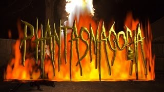 Phantasmagoria On Fire